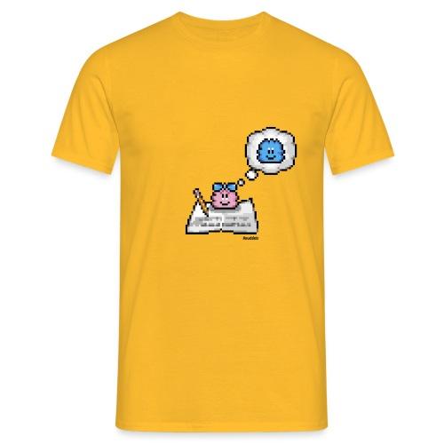 Loveletter - Girl - Männer T-Shirt