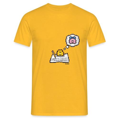 Loveletter - Boy - Männer T-Shirt