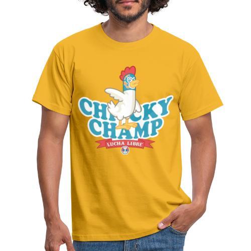 Chicky Champ - Maglietta da uomo
