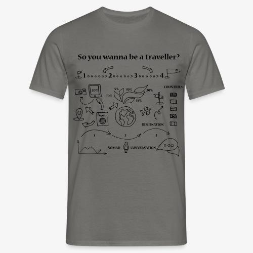 nomad - Men's T-Shirt