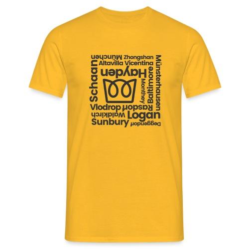 Manufacturer Roll Call - Men's T-Shirt