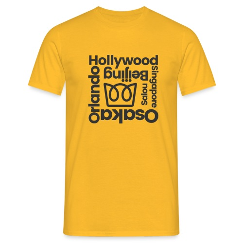 From Hollywood - Men's T-Shirt