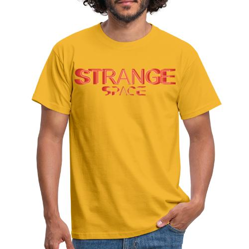STRANGE SPACE H/F - T-shirt Homme