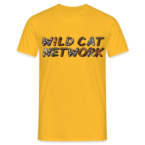 WildCatNetwork 1 - Men's T-Shirt