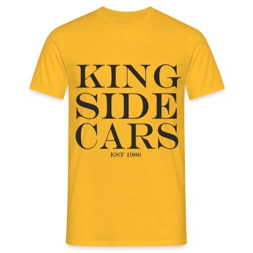 ksc 2 png - Männer T-Shirt