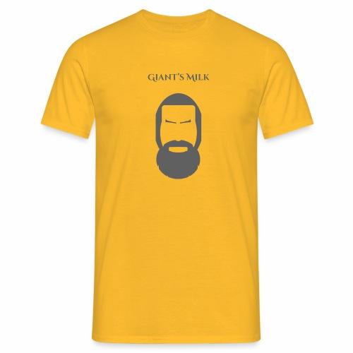 Giant Milk B - T-shirt Homme