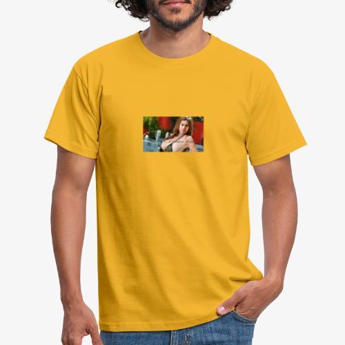 First - T-shirt herr