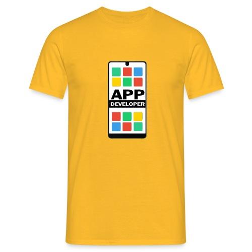 App Developer - Männer T-Shirt