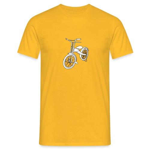 Barncykel - T-shirt herr