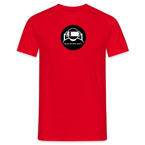 Machine Boy Black - Men's T-Shirt