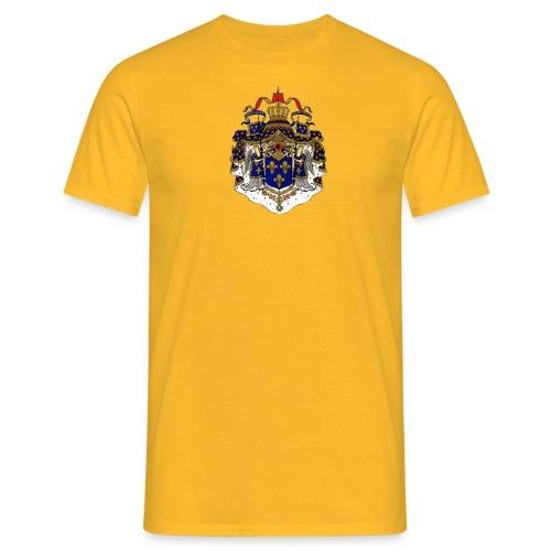 Armoiries France royale p - T-shirt Homme