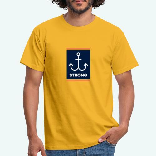 Strong - Männer T-Shirt
