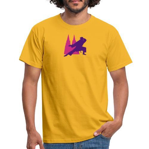 Ju Kengo Dom-Logo - Männer T-Shirt