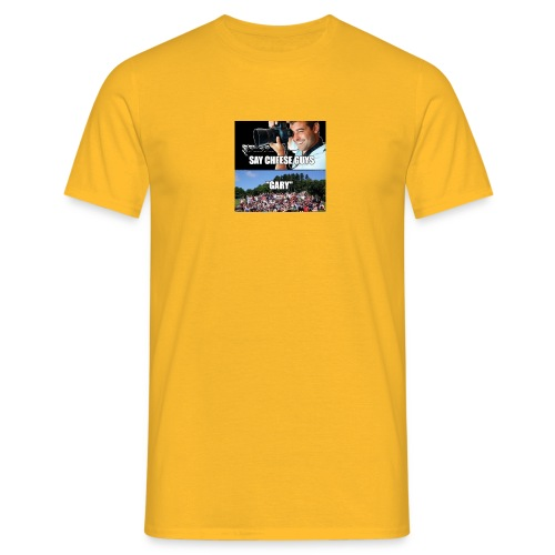 Say cheese - Men's T-Shirt