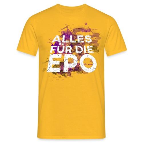 rouven - Männer T-Shirt