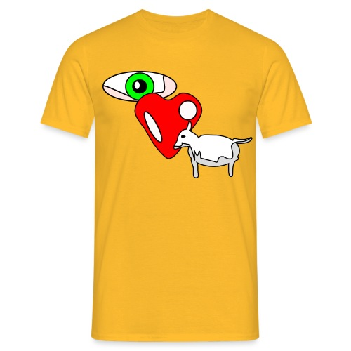 Eye luv Ewe - Men's T-Shirt