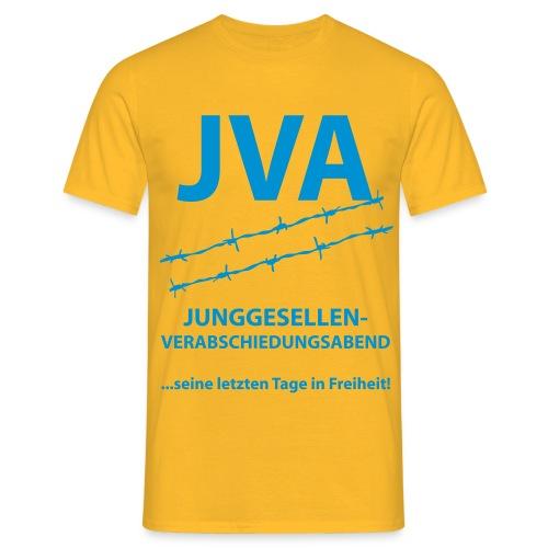 JVA - Männer T-Shirt