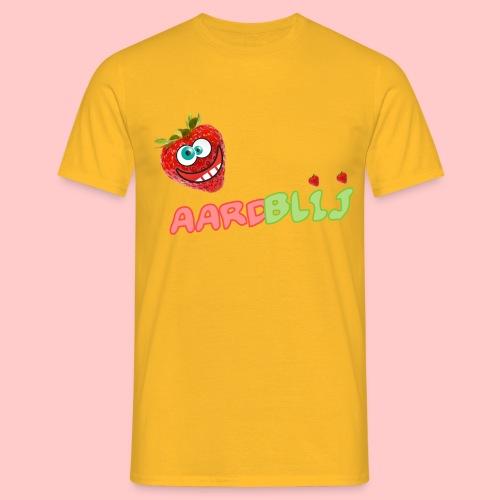 aardblij png - Mannen T-shirt