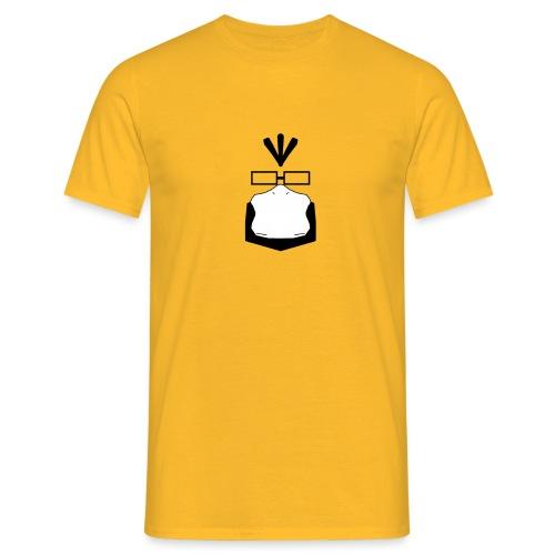 logo (with transparency) - Männer T-Shirt