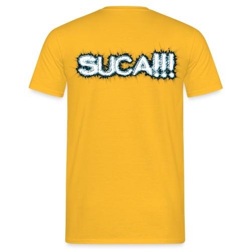 suca png - Maglietta da uomo