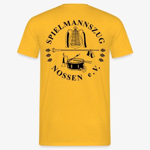 SPMZ wappen st gif - Männer T-Shirt