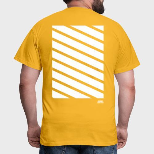 Zebra Nation (Stripes) 2019 Collection - Men's T-Shirt