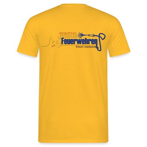 Logo Stadtjugendfeuerwehr - Männer T-Shirt
