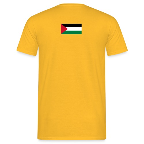 1200px Flag of Palestine svg png - T-shirt Homme