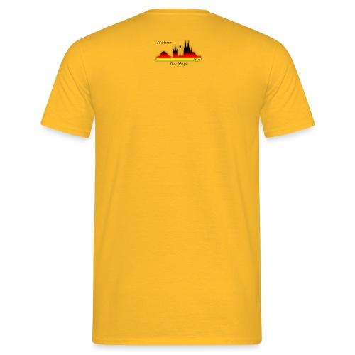 frau wingen - Männer T-Shirt