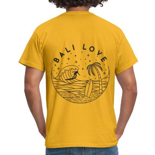 SIGNATURE Design - BALI LOVE - Das Shirt zur Brand - Männer T-Shirt