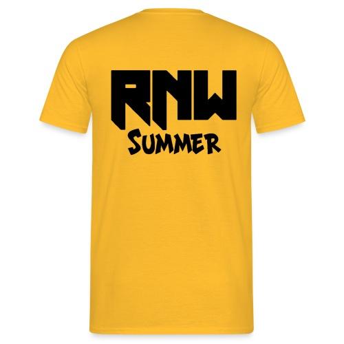 RNW-Summer - T-shirt Homme