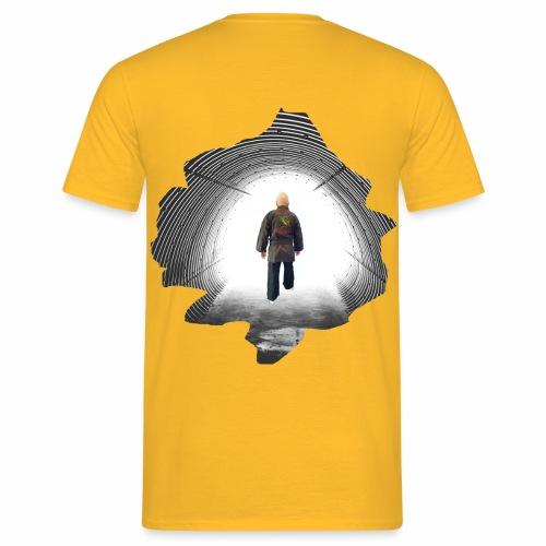 Never Ending Journey - Men's T-Shirt