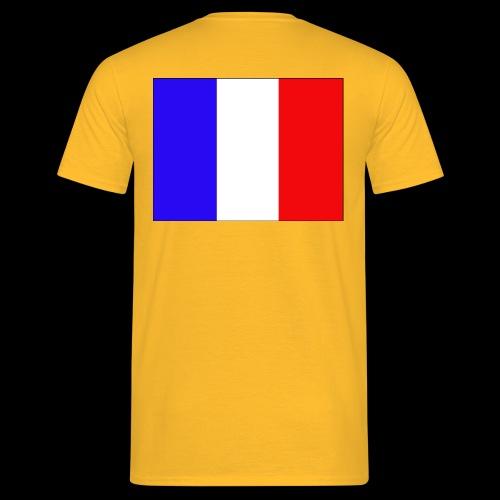 drapeau - T-shirt Homme