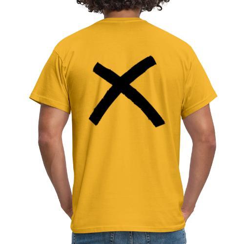 X - Camiseta hombre