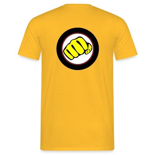 logo omega crew - T-shirt Homme