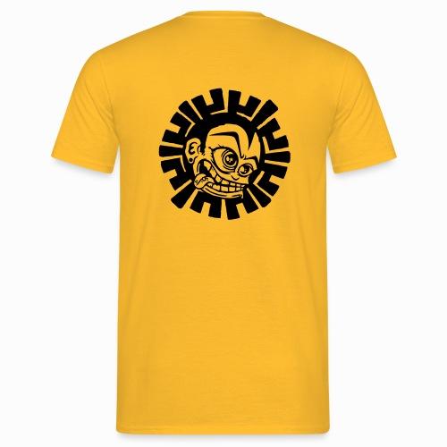 Makes me Dizzy_gros logo_ - T-shirt Homme