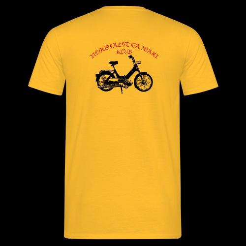 Nordfalster Maxiklub - Herre-T-shirt