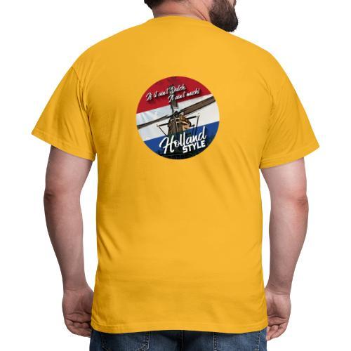 Holland Style (IIADIAM) - Männer T-Shirt