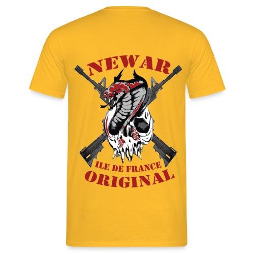 logo finale 121 - T-shirt Homme