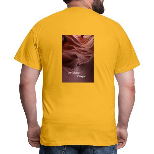 Antelope Canyon - Männer T-Shirt