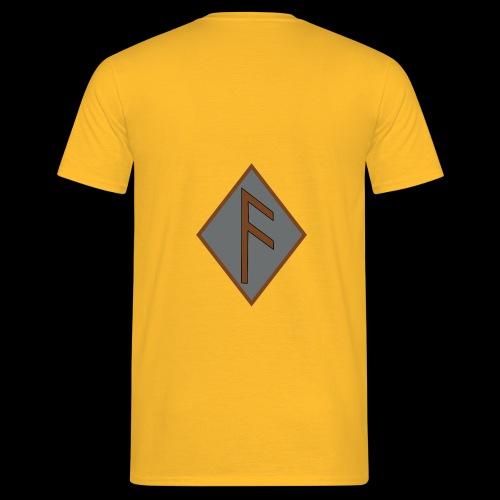 rautegross - Männer T-Shirt