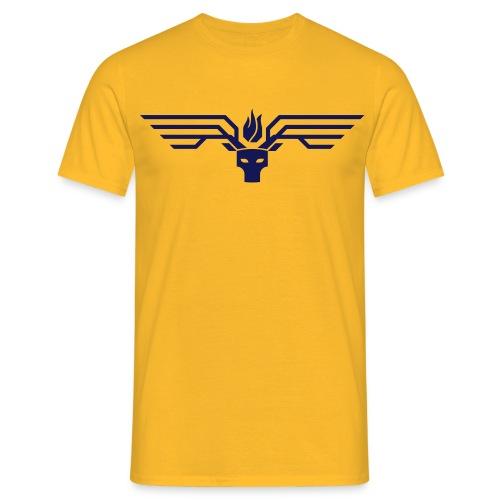 hirschburner Logo - Männer T-Shirt