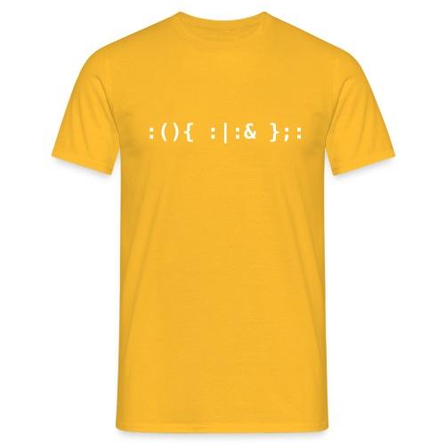 forkbomb - Men's T-Shirt