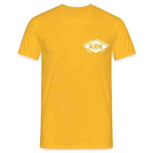 4000px hest 19 - T-skjorte for menn