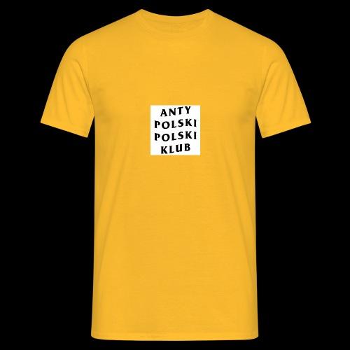 APPK SQUARE - Koszulka męska