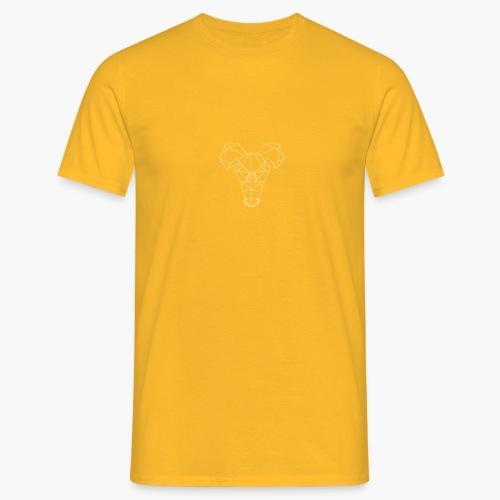 Rat's Head - Mannen T-shirt