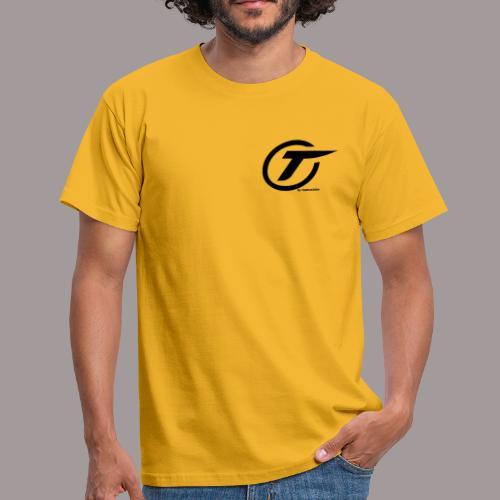 T-Logo (Timman2004) - Men's T-Shirt