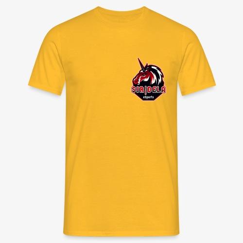 Wildes Einhorn - Männer T-Shirt