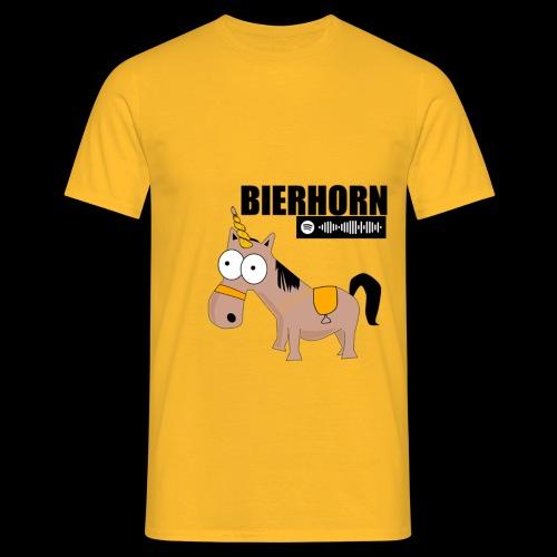 BIERHORN - Männer T-Shirt