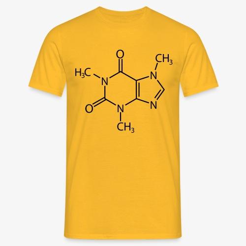 Cafeïne - Mannen T-shirt